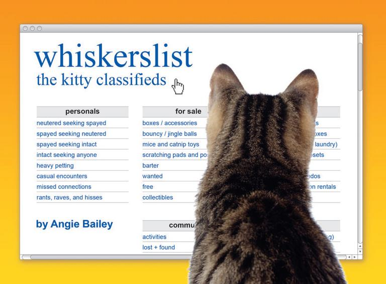 Check out the whiskerslist website